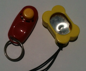 two clickers by DT