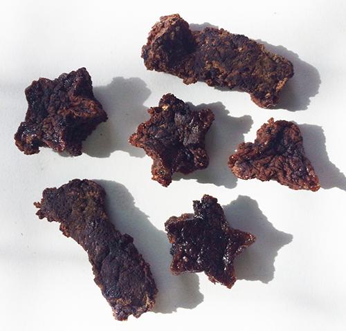 baked dry dog liver treats recipe